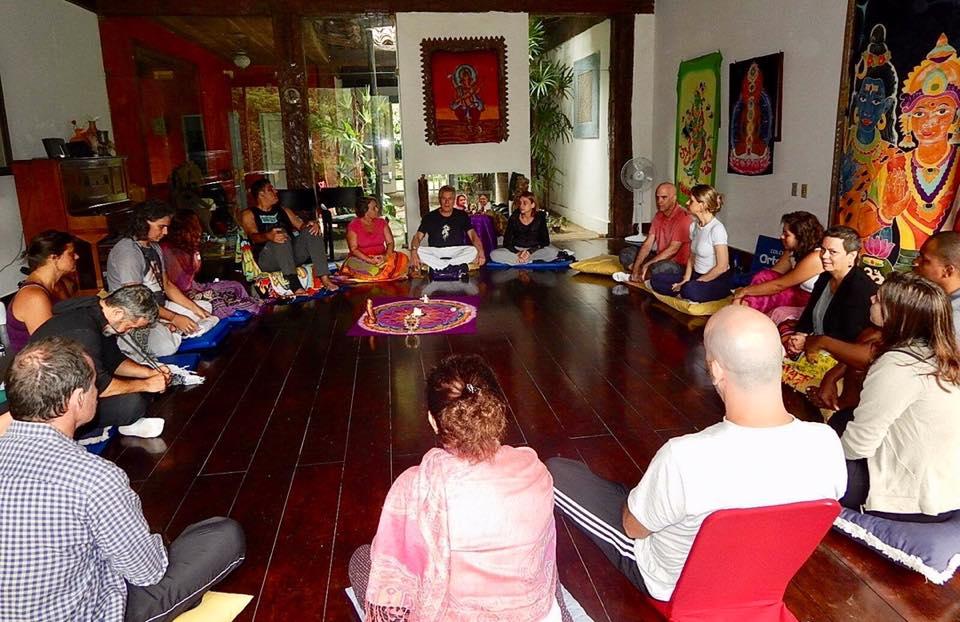 Cursos de Tantra - Retiros de Tantra en Barcelona, Madrid y Brasil