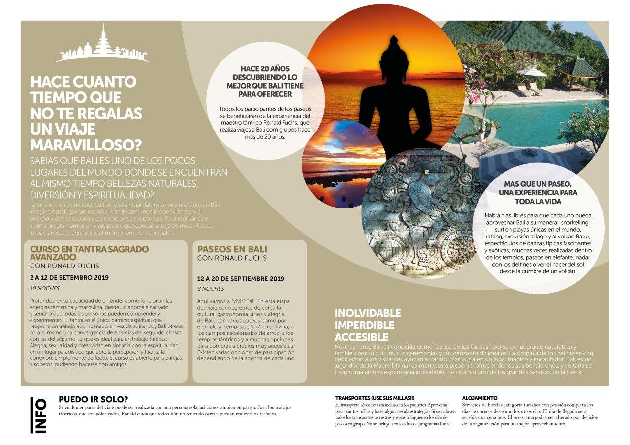 Viaje a Bali del 2 al 20 de Septiembre