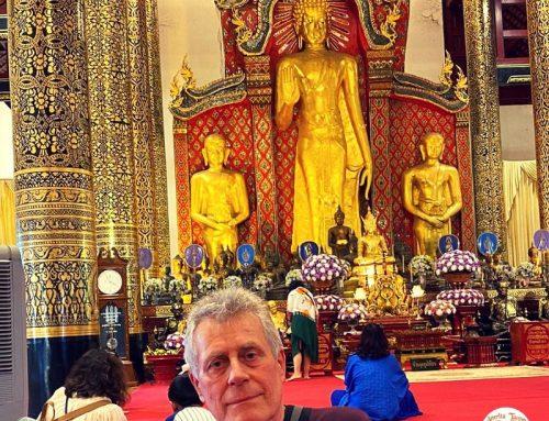 Ronald Fuchs asiste al encuentro de Maestros en Tailandia